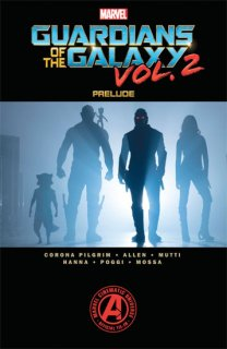 MARVELS GUARDIANS OF GALAXY PRELUDE TP VOL 02