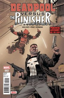 DEADPOOL VS PUNISHER #2 (OF 5)