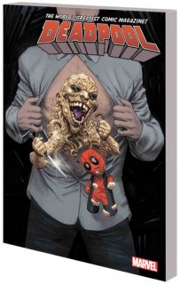 DEADPOOL WORLDS GREATEST TP VOL 06 PATIENCE: ZERO