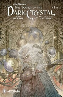 JIM HENSON POWER OF THE DARK CRYSTAL #3 (OF 12) SUBSCRIPTION