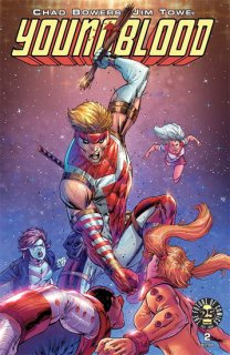 YOUNGBLOOD #2 CVR B LIEFELD