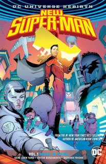 NEW SUPER MAN TP VOL 01 MADE IN CHINA (REBIRTH)