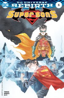 SUPER SONS #5 VAR ED