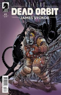 ALIENS DEAD ORBIT #3