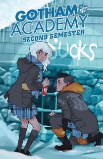 GOTHAM ACADEMY SECOND SEMESTER TP VOL 01