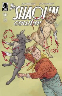SHAOLIN COWBOY WHOLL STOP THE REIGN #4