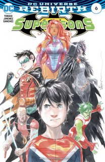 SUPER SONS #6 VAR ED