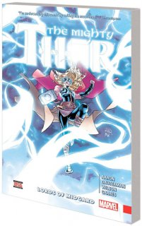 MIGHTY THOR TP VOL 02 LORDS OF MIDGARD