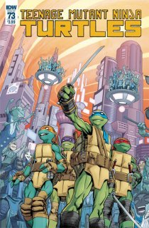 TMNT ONGOING #73 CVR A SMITH