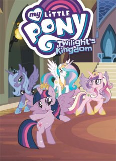 MY LITTLE PONY TWILIGHT KINGDOM TP