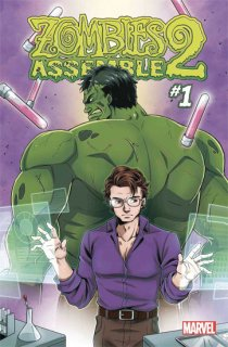 ZOMBIES ASSEMBLE 2 #1 (OF 4)
