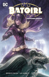 BATGIRL STEPHANIE BROWN TP VOL 01