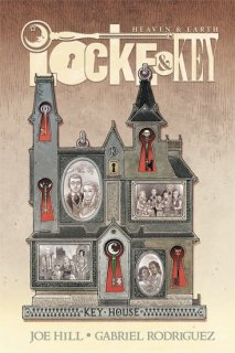 LOCKE & KEY HEAVEN & EARTH DLX HC ED