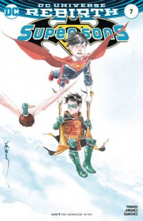 SUPER SONS #7 VAR ED