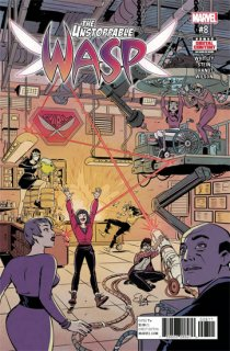UNSTOPPABLE WASP #8【遅延入荷】