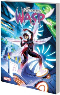 UNSTOPPABLE WASP TP VOL 01 UNSTOPPABLE
