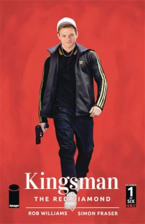 KINGSMAN RED DIAMOND #1 (OF 6) CVR D DOYLE
