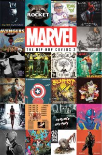 MARVEL HIP HOP COVERS HC VOL 02