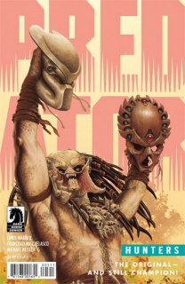 PREDATOR HUNTERS #5 MAIN