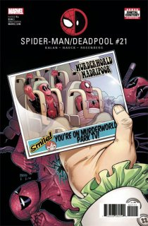 SPIDER-MAN DEADPOOL #21