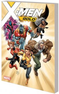 X-MEN GOLD TP VOL 01 BACK TO BASICS 【遅延入荷】