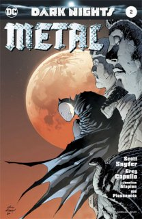 DARK NIGHTS METAL #2 (OF 6) KUBERT VAR ED