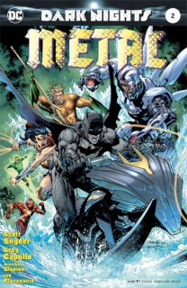 DARK NIGHTS METAL #2 (OF 6) LEE VAR ED