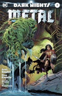 DARK NIGHTS METAL #2 (OF 6) ROMITA VAR ED