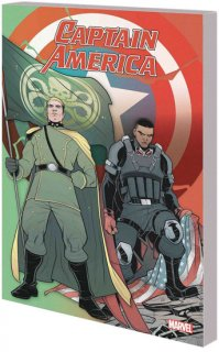 CAPTAIN AMERICA SECRET EMPIRE TP