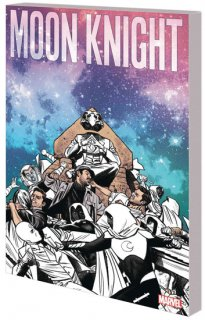 MOON KNIGHT TP VOL 03 BIRTH AND DEATH