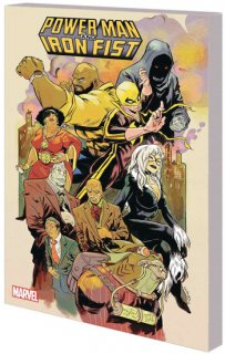 POWER MAN AND IRON FIST TP VOL 03 STREET MAGIC