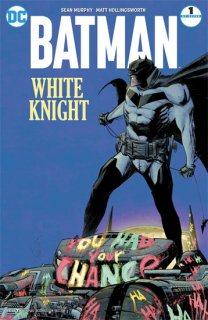 BATMAN WHITE KNIGHT #1 (OF 7) VAR ED