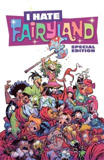 I HATE FAIRYLAND SPEC ED CVR A YOUNG