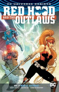 RED HOOD & THE OUTLAWS TP VOL 02 WHO IS ARTEMIS (REBIRTH)