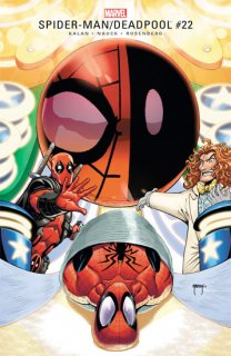 SPIDER-MAN DEADPOOL #22