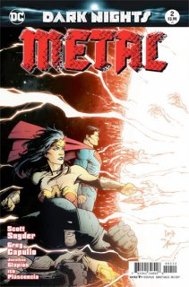 DARK NIGHTS METAL #2 (OF 6) 2ND PTG