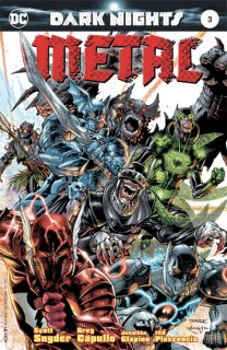 DARK NIGHTS METAL #3 (OF 6) LEE VAR ED