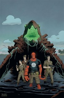 HELLBOY & BPRD 1955 OCCULT INTELLIGENCE #2 (OF 3)