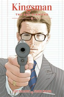 KINGSMAN RED DIAMOND #1 (OF 6) CVR A QUITELY【再入荷】