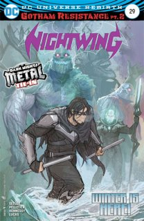 NIGHTWING #29 (METAL)【再入荷】