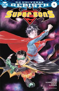 SUPER SONS #9 VAR ED