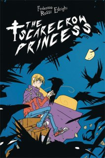 THE SCARECROW PRINCESS GN
