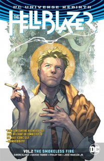 HELLBLAZER TP VOL 02 THE SMOKELESS FIRE (REBIRTH)
