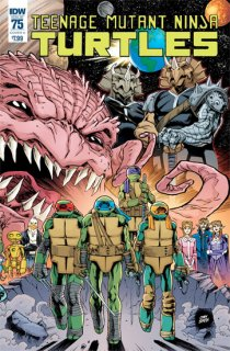 TMNT ONGOING #75 CVR A SMITH