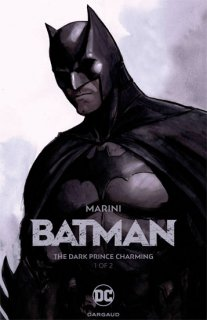 BATMAN THE DARK PRINCE CHARMING HC BOOK 01 【再入荷】