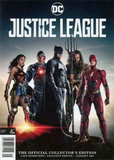 JUSTICE LEAGUE MAGAZINE OFFICIAL COLL PX ED