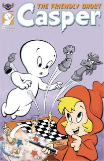 CASPER THE FRIENDLY GHOST #2 SPOOKY GALLAGHER MAIN CVR