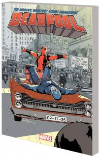 DEADPOOL WORLDS GREATEST TP VOL 10 SECRET EMPIRE 【遅延入荷】