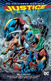 JUSTICE LEAGUE TP VOL 04 ENDLESS (REBIRTH)
