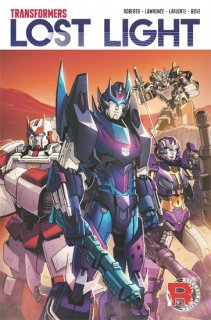 TRANSFORMERS LOST LIGHT TP VOL 01【遅延入荷】